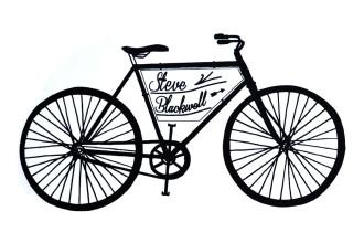 Steve Blackwell's bike