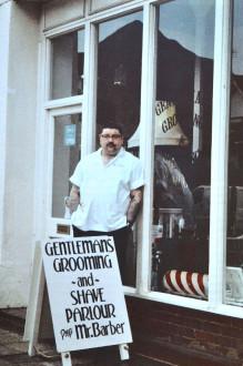 Mr. Barber, Southbourne