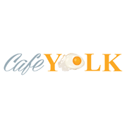 Cafe Yolk Reading logo