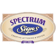 Spectrum Signs UK - Traditional Signwriter