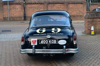 Volga race car