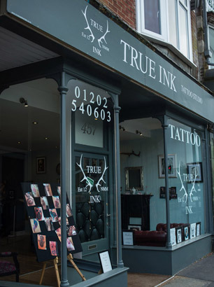 True Ink Tattoo Studio Poole
