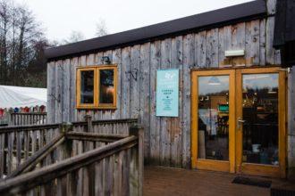 Honesty Cafe Bucklebury Park